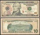 Estados Unidos América (USA) - MB11846807D - 10 DOLLARS 2013