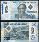 Angola AGO200(2020)d - 200 KWANZAS 2020