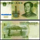 China CHN1(1999)k - 1 YUAN 1999