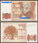 Espanha ESP200(1980)d - 200 PESETAS 1980
