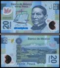 Mexico MEX20(2016)b - 20 PESOS 2016