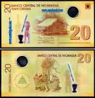 Nicarágua NIC20(2007)c - 20 CORDOBAS 2007