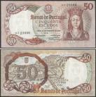 Portugal BP084(OJ23096) Chapa8 - 50 ESCUDOS 28 Fevereiro 1964 Rainha Santa Isabel